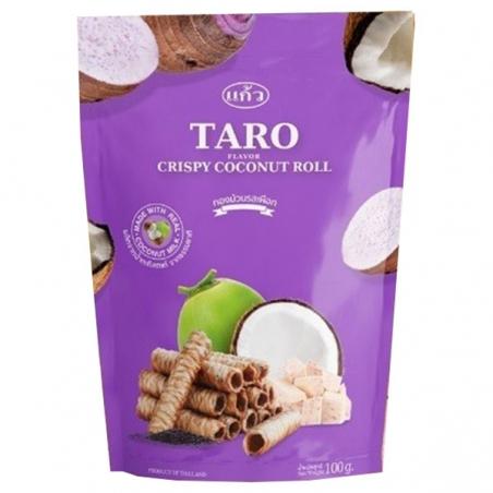Taro Crispy Coconut Roll 100g