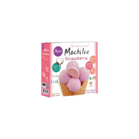 Mochi Ice Fruit de la Passion 156g (vendu au magasin uniquement)