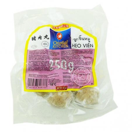 Boulettes de Porc 250g (vendu au magasin uniquement)