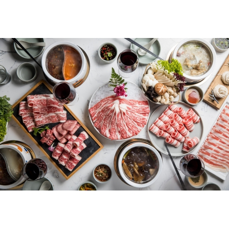 Fondu Chinois Ingrédients (vendu au magasin uniquement)