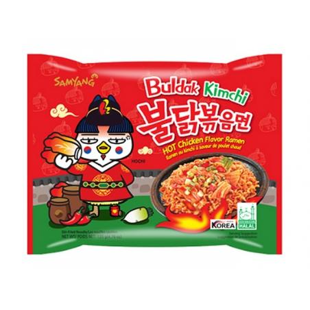 Samyang Hot chiken Flavor ramen - Buldak Kimchi 135G