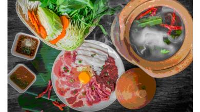 « JimJum » - la fondue thaïlandaise réchauffante