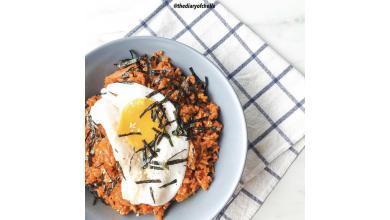 Kimchi Bokkuembap