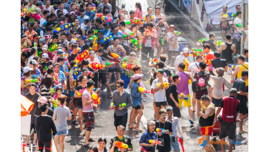 Festival de Songkran: tout ce que vous devez savoir