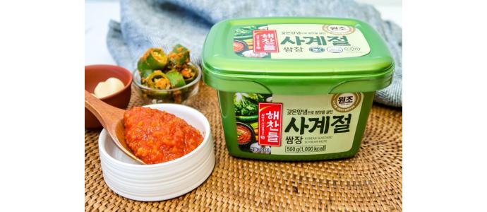La sauce chili coréenne dont vous avez besoin pour tout mettre