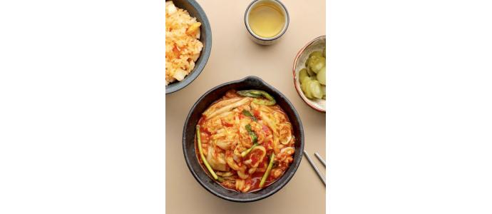 Kimchi recette facile