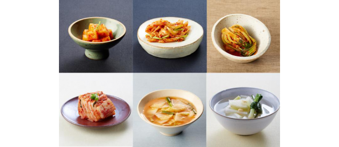 La culture du kimchi